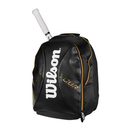 Wilson Tour Backpack GOLD 2012