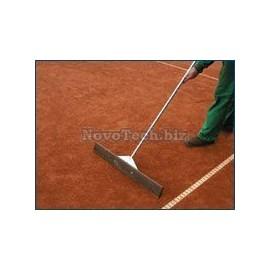 Hrablo na tenisové kurty dřevěné
