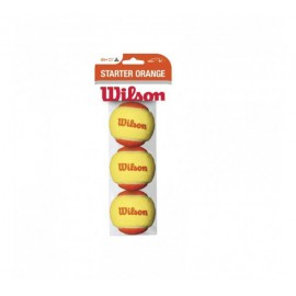 Wilson Starter Orange TBall 48 Pack