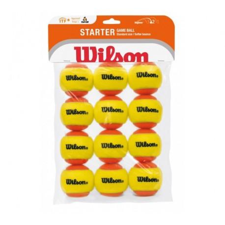 Wilson Starter Orange TBall 12 Pack