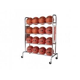 Wilson BASKETBALL CART(16 BALLS)