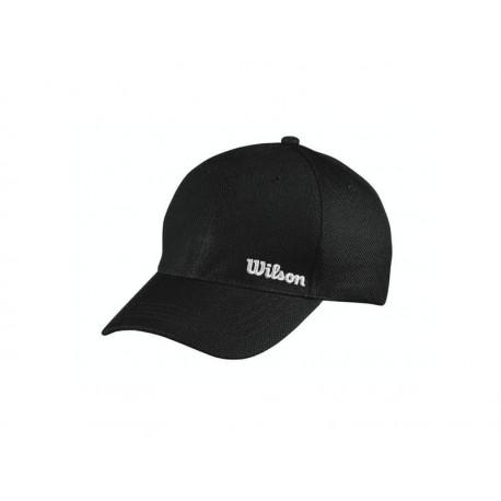 WILSON SUMMER CAP BK