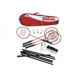 Wilson Tour badminton STL Poles 4 PC KIT