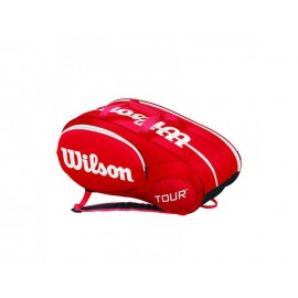 WILSON MINI TOUR 6PK BAG RD