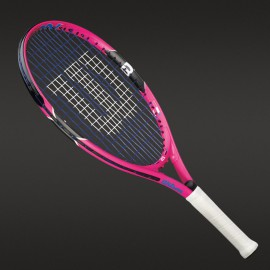 Wilson Burn Pink Junior 21