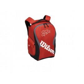 Wilson Federer Team III Backpack Red