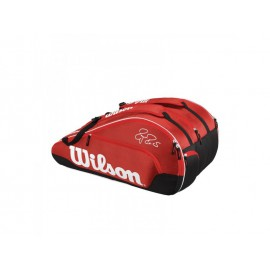 Wilson Federer Team III 12 Pack Red