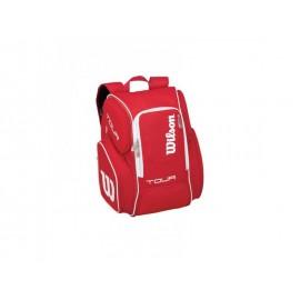 Wilson Tour V Backpack L Red