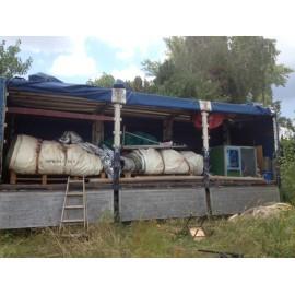Likvidace a odkup použitých přetlakových hal