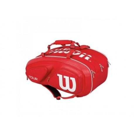 Wilson Tour V 15 Pack RD