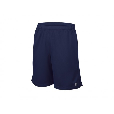 Wilson B Core 7 Knit Short Navy JR