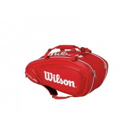 Wilson Tour V 9 Pack Red