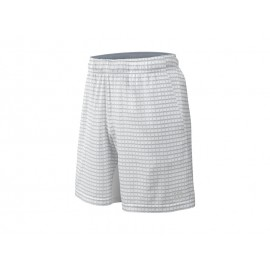 Wilson Outline 8 Short WH/GRAY