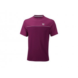 Wilson Star Bonded Crew Purple