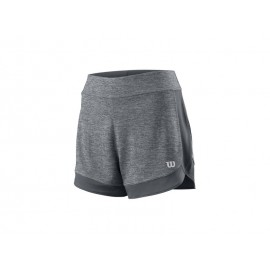WILSON W CONDITION KNIT 3.5 SHORT DK GREY/DK GR