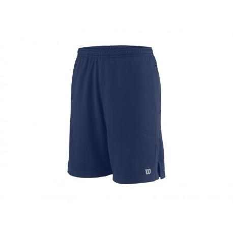 WILSON B CORE KNIT 7 SHORT NAVY WIL