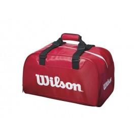 WILSON RED DUFFEL SMALL