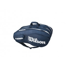 WILSON TEAM III 12 PACK BLWH