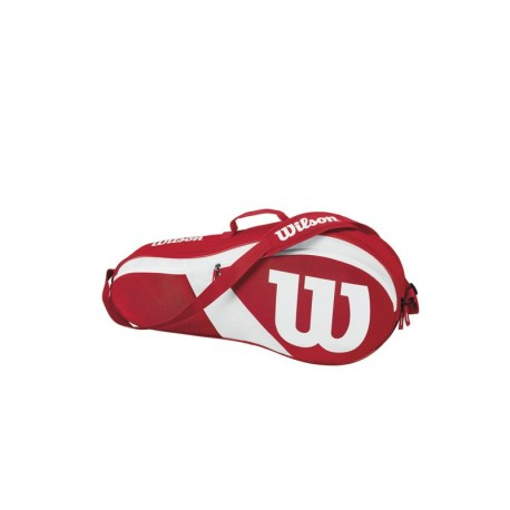 WILSON MATCH III 3 PACK RDWH