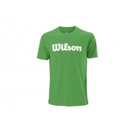 WILSON M UWII SCRIPT TECH TEE A TOUCAN/WH