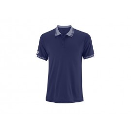 WILSON M TEAM POLO BLUE DEPTH