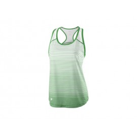 WILSON W TEAM STRIPED TANK A TOUCAN/WH