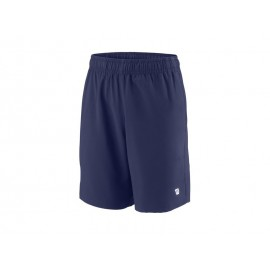 WILSON B TEAM 7 SHORT BLUE DEPTH