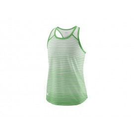 WILSON G TEAM STRIPED TANK A TOUCAN/WH
