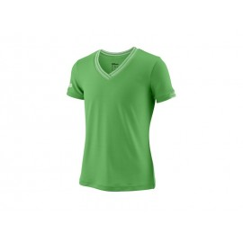 WILSON G TEAM V-NECK A TOUCAN
