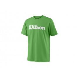 WILSON Y TEAM SCRIPT TECH TEE A TOUCAN/WH