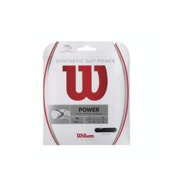 WILSON SYNTHETIC GUT POWER 16 BK