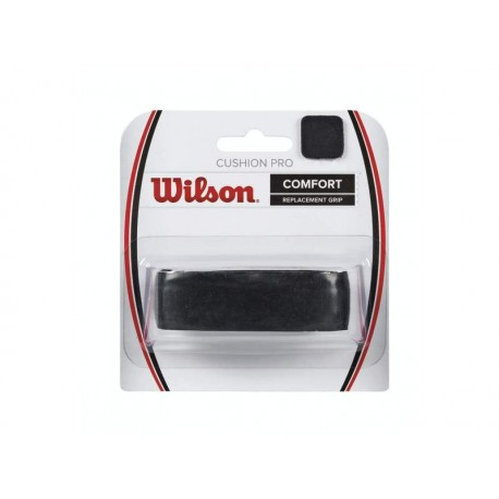 WILSON CUSHION PRO REPL GRIP BK