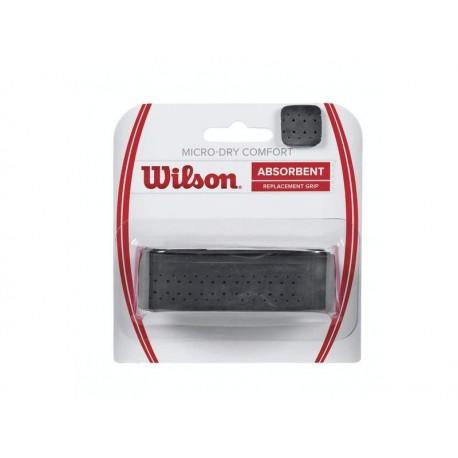 WILSON MICRO-DRY COMFORT REPL GRIP BK