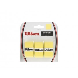 WILSON PRO OVERGRIP YE 3pk