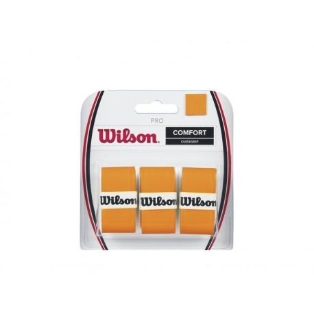 WILSON PRO OVERGRIP BURN 3pk