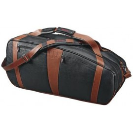 WILSON LEATHER 6 PACK BAG BK