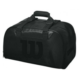 WILSON BLACK DUFFEL SMALL BKBK