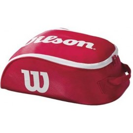 WILSON TOUR IV SHOE BAG RDWH