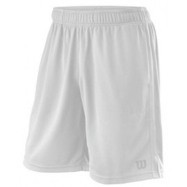 WILSON M KNIT 9 SHORT Wh