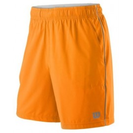 WILSON M COMPETITION 8 SHORT MANDARIN/FLINT