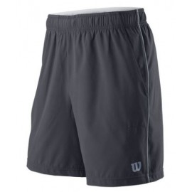 WILSON M COMPETITION 8 SHORT Ebony/FLINT