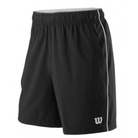 WILSON M COMPETITION 8 SHORT Bk/Wh