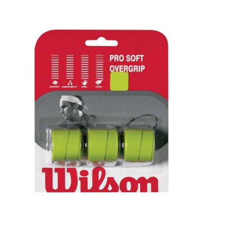 Wilson SOFT OVERGRIP