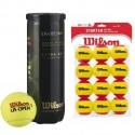 Tenisové míče Wilson
