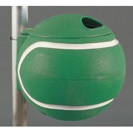 Koš na odpadky, Tenisák-zelený