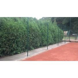 Výstavba a rekonstrukce oplocení tenisového kurtu