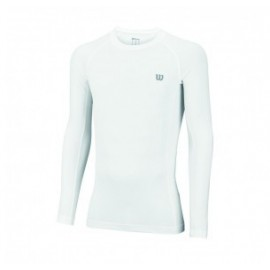 M LONG SLV COMPRESSION TOP