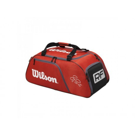 Wilson Federer Team III Duffle Red
