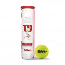 Wilson Clay Red 4Ball