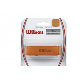 WILSON LEATHER GRIP BROWN